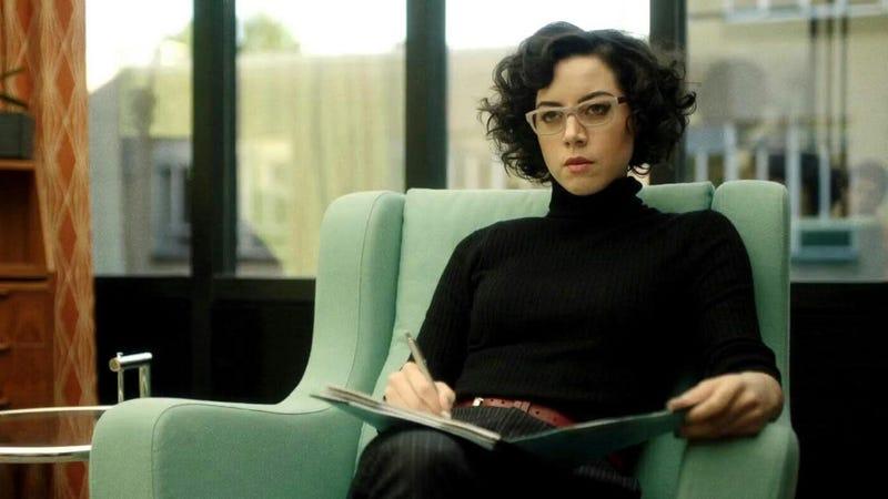 Aubrey Plaza as Lenny in FX's Legion.
