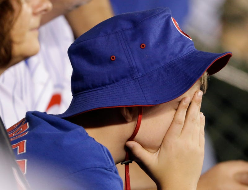 Illustration for article titled Here's Your Gallery Of Sad Cubs Fans