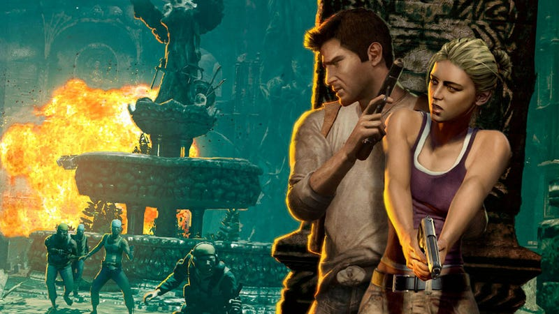Illustration for article titled The Uncharted Movie Doesn't Sound Like Uncharted At All