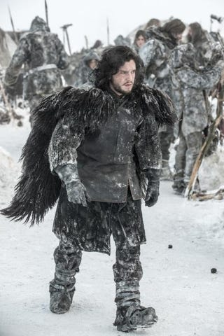 Illustration for article titled Games of Thrones Season 3 Promo Photos