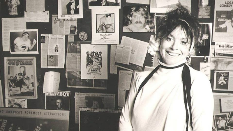 Illustration for article titled Mitzi Shore, Founder of Legendary L.A. Comedy Club, Has Died