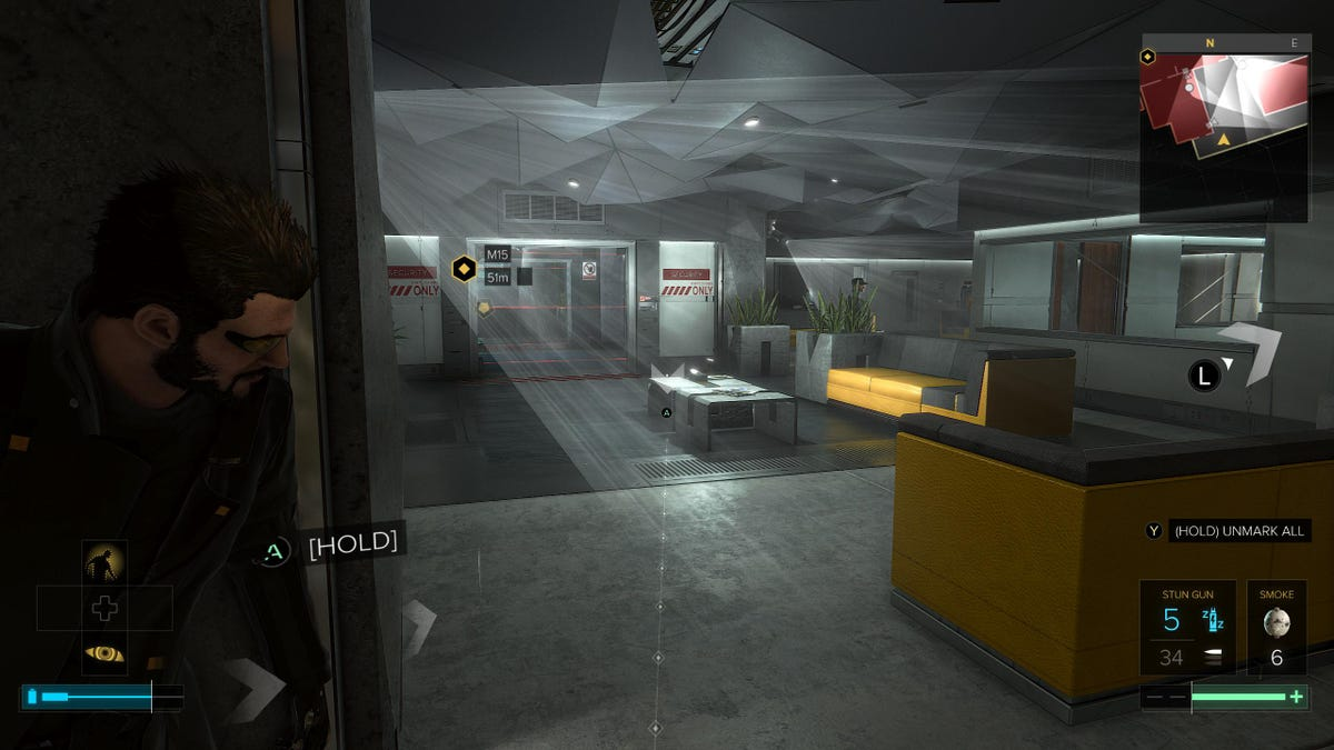 Tips For Playing Deus Ex: Mankind Divided