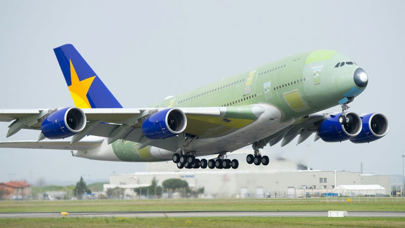 Illustration for article titled Airbus Tells Skymark 'No Planes For You!'
