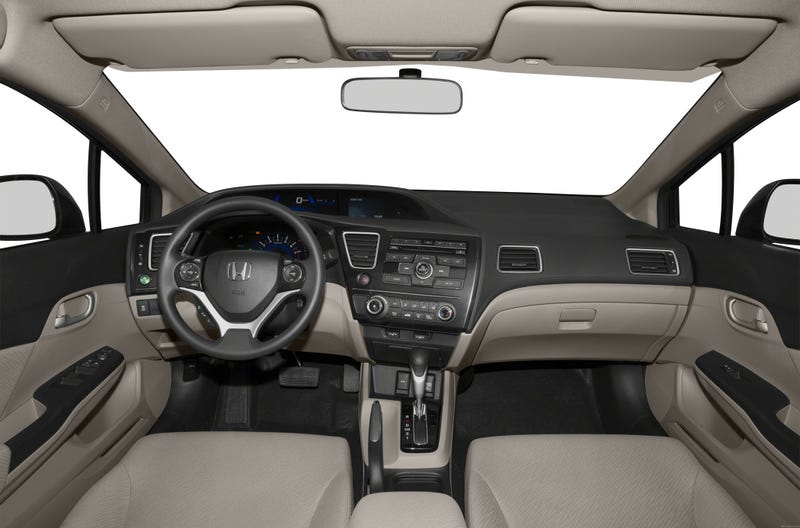 honda civic lx 2013 interior images galleries with a bite. Black Bedroom Furniture Sets. Home Design Ideas