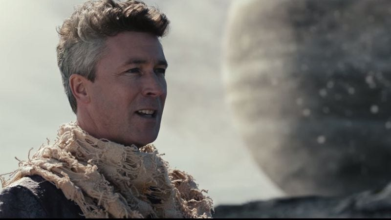 Illustration for article titled Watch Game Of Thrones' Littlefinger shill for the European Space Agency in a sci-fi short
