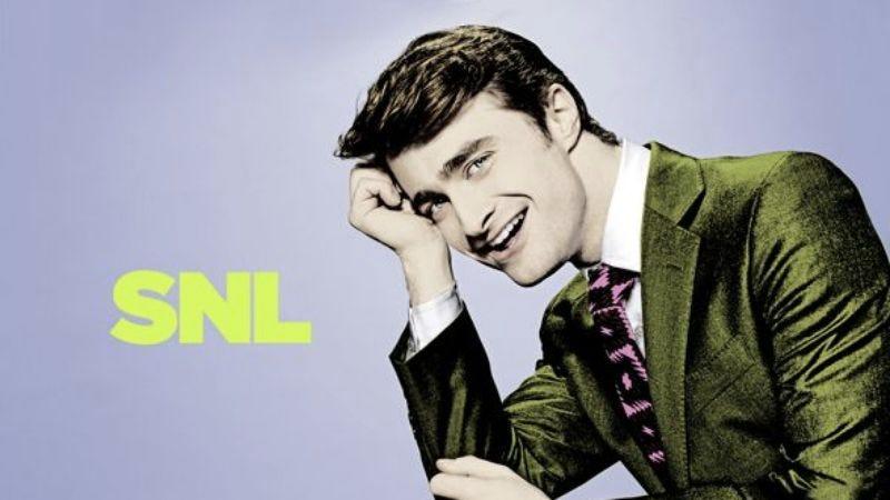 Saturday Night Live Daniel Radcliffelana Del Rey