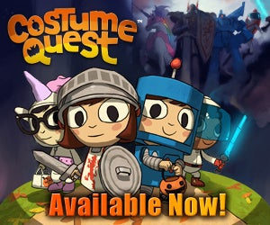 Illustration for article titled Here, Have Some Costume Quest Codes