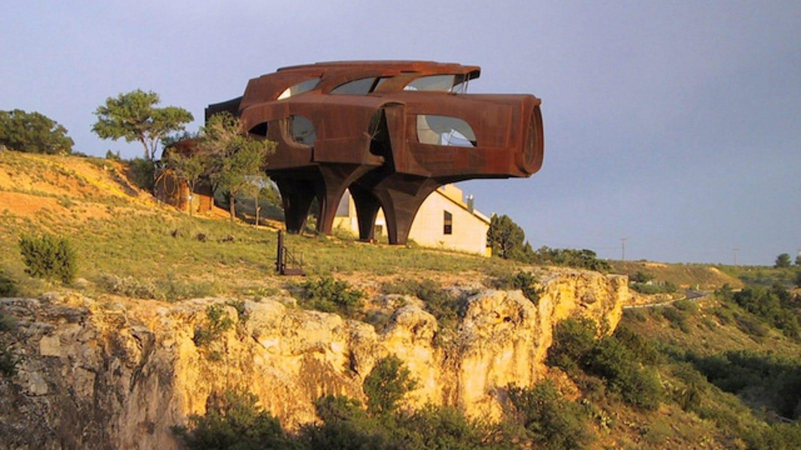 Casas de diseño futurista en las que apetecería quedarse a vivir