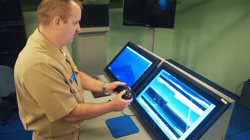 If You Want To Operate US Navy Submarines... Play Xbox