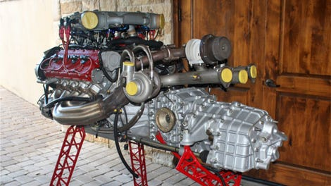 You Can Have The Honda V10 F1 Engine Swap Of Your Dreams For