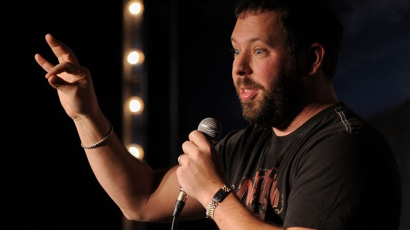 Bert Kreischer On Will Smith Frat Bros And The First Time He Got Drunk