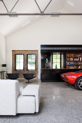 Illustration for article titled Honey, Is That Your GT40 in Our Living Room?