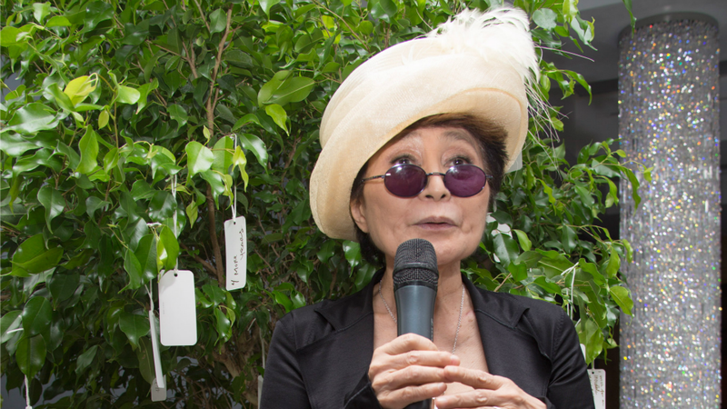 Illustration for article titled For The Katrillionth Time, Yoko Ono Didn't Didn't Break Up the Beatles