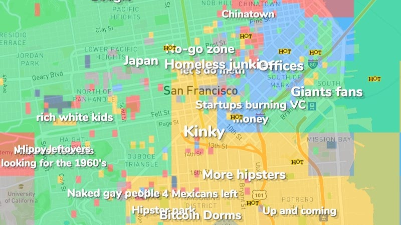 Quickly Find the Hipster Neighborhoods in Any City With This Tool