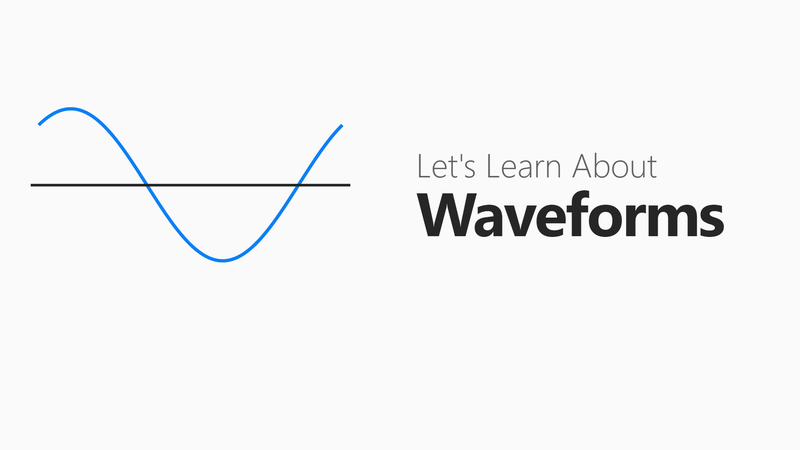 Understand The Fundamentals of Sound With This Interactive Guide to Waveforms