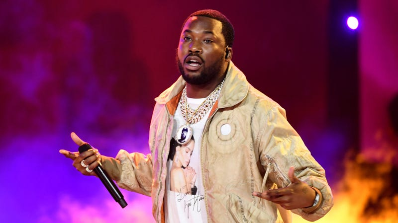 Meek Mill performs onstage at the 2019 BET Awards on June 23, 2019 in Los Angeles, California.