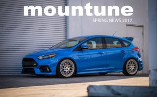 Illustration for article titled Attn: California Oppos Someone should go to the Mountune meet for me and grab me some stuff, plox