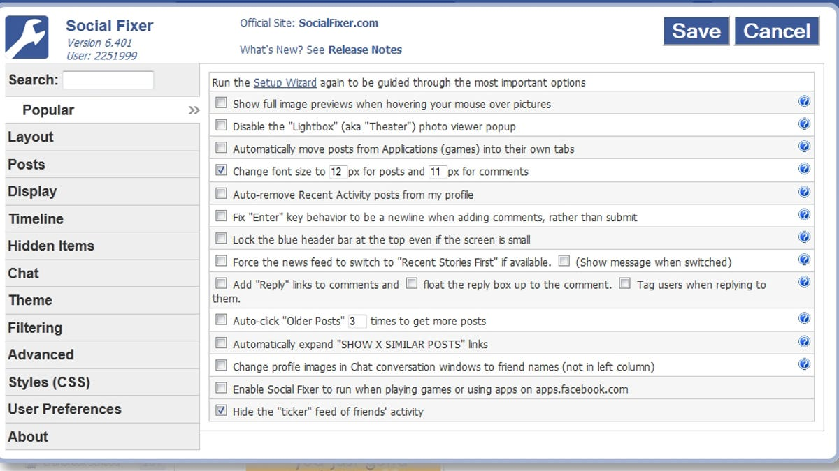 How to Make Facebook Infinitely Better with One Browser