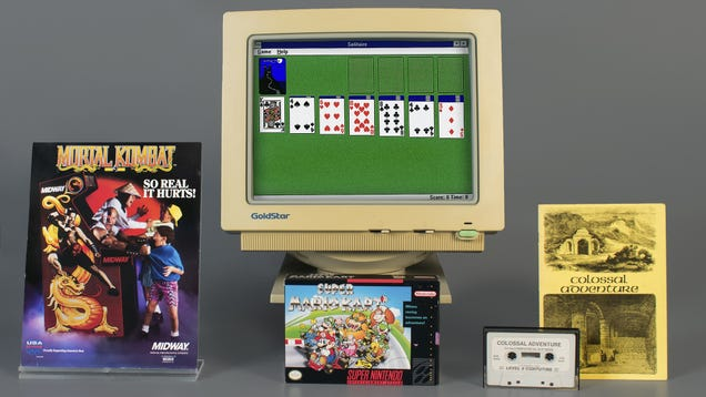 Microsoft s Solitaire Is Finally Getting Honored in the Video Game Hall of Fame
