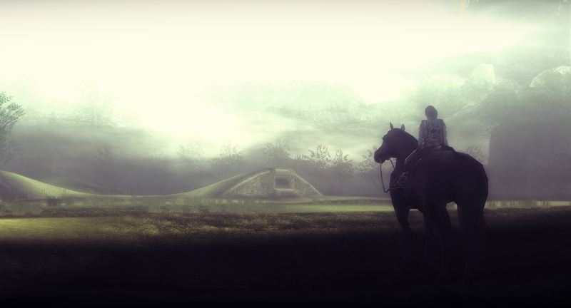 Shadow Of The Colossus Was Unfinished, And Better Because Of It