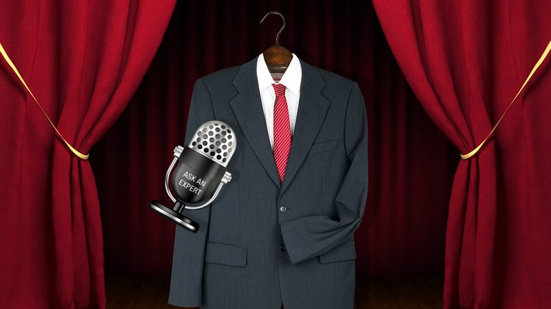 Illustration for article titled Ask an Expert: All About Dressing for a Job Interview