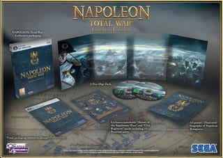 Illustration for article titled Napoleon: Total War Edition Shouldn't Have Invaded Russia