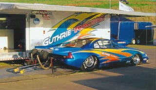 Illustration for article titled Australian Hoons Steal Drag Racing Car, Somehow Haven't Been Caught