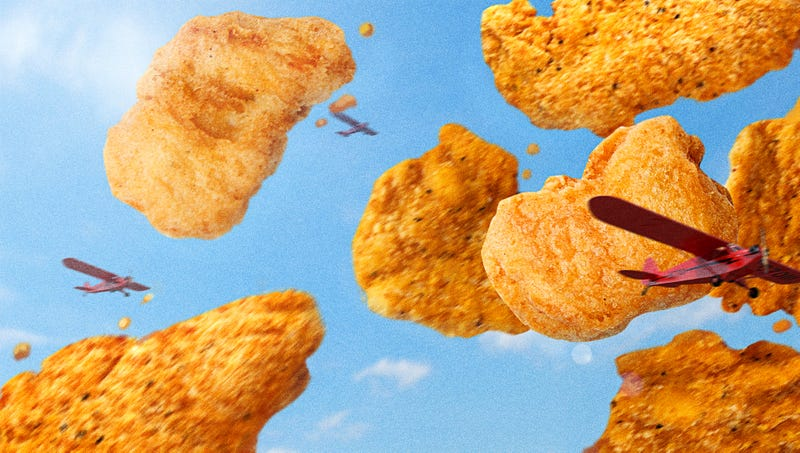 Illustration for article titled A taste test to determine the best frozen chicken nugget
