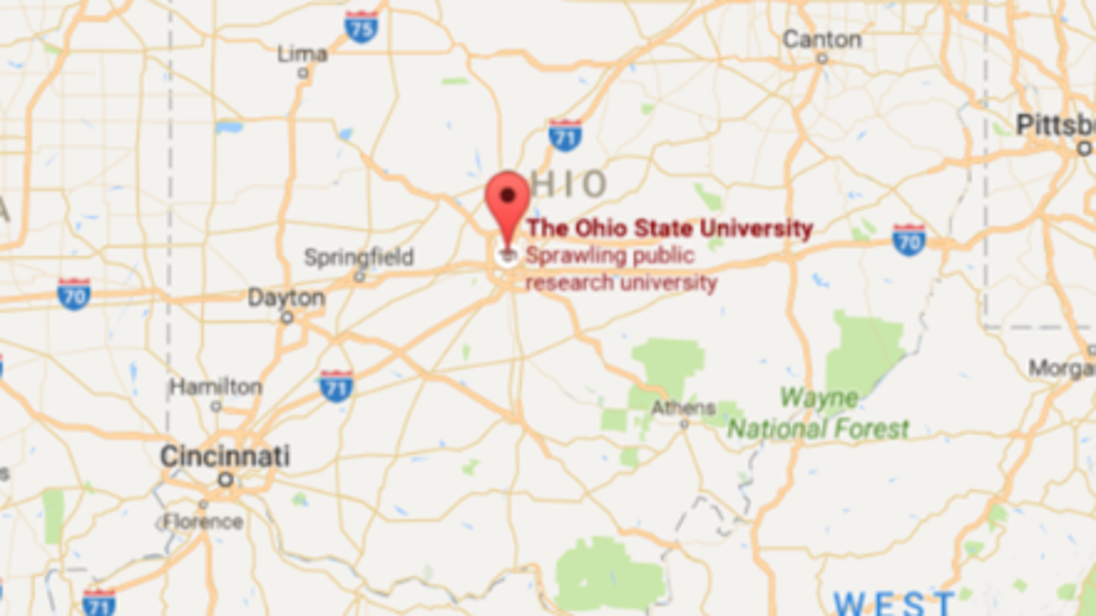 Ohio State University Suspect Shot And Killed 10 Injured In Campus
