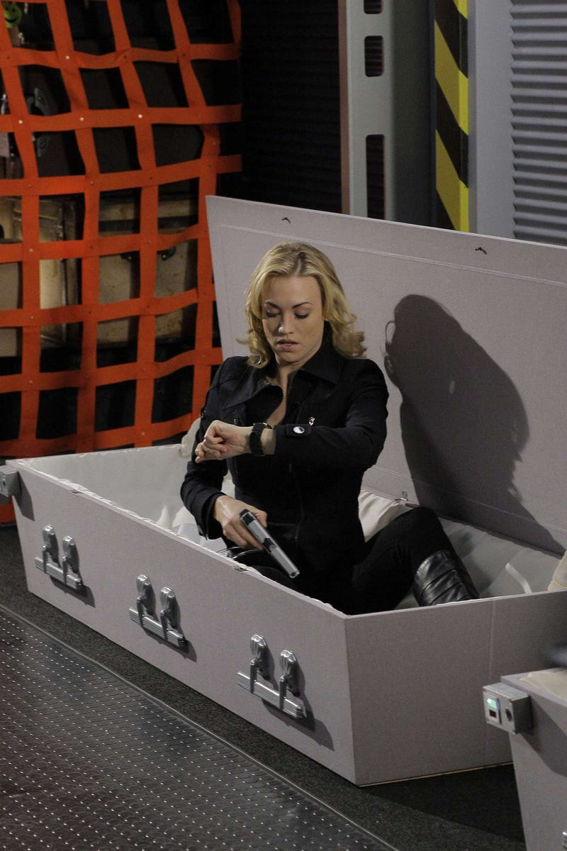 Illustration for article titled Chuck Episode 5.11 Gallery