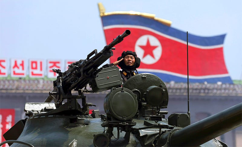 Illustration for article titled North Korea's Reaction To Crushing UN Sanctions Remains A Perilous Unknown
