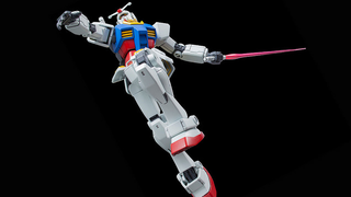 Illustration for article titled Celebrate 35 Years Of Gundam Model Kits With This Exquisite Mobile Suit