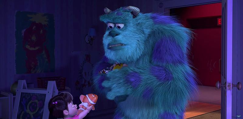 Illustration for article titled Los easter eggs ocultos en las películas Pixar, en un solo vídeo
