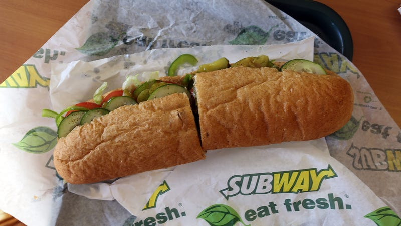Subway: We can make hipper sandwiches!