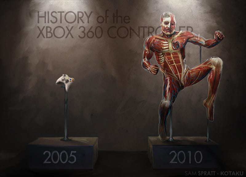 Illustration for article titled What We Loved, What We Hated About the Xbox 360 Kinect