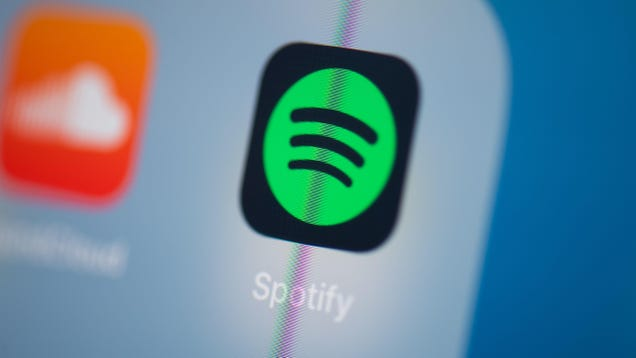 Spotify Could One Day Recommend Songs Based on How Your Voice Sounds