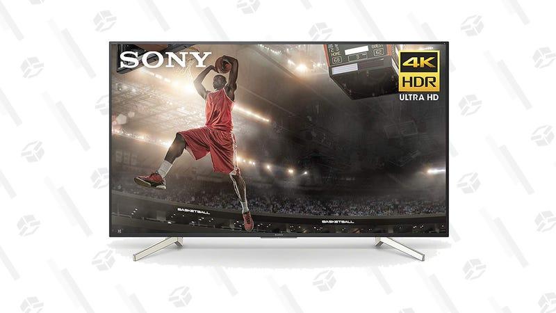 Sony XBR60X830F 60-Inch 4K Ultra HD Smart LED TV | $798 | Amazon