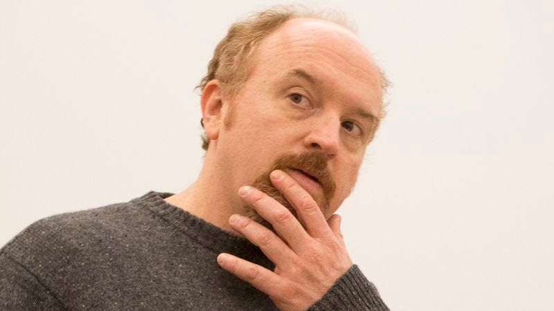 Louis C.K., in an image that has nothing to do with this episode. (FX)