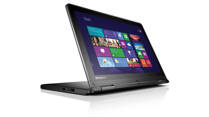 Illustration for article titled Thinkpad Yoga: Finally a Convertible With Some Grit