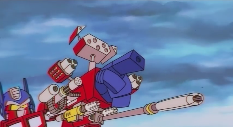 Illustration for article titled Angry Birds Transformers Trailer Is So 80's