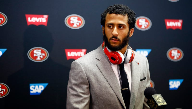 Illustration for article titled Colin Kaepernick Might Be Done As A 49er