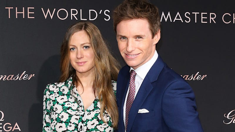 Illustration for article titled Eddie Redmayne Celebrates Father's Day By Becoming a Father