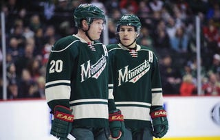 Illustration for article titled The Minnesota Wild Are Learning The Hard Way: You Can't Buy A Cup