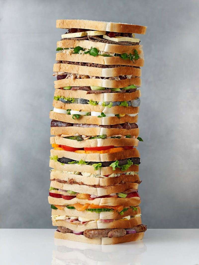 Illustration for article titled ode to sandwiches