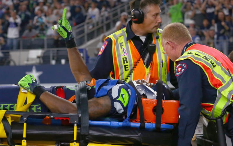 Illustration for article titled Ricardo Lockette To Have Neck Surgery, Will Miss Rest Of Season