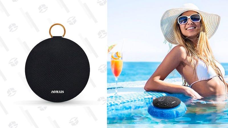 AOMAIS Ball Bluetooth Speakers | $20 | Amazon | Use code FXDO4H7K