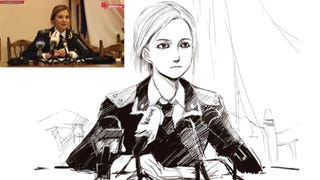 Illustration for article titled Crimea's Attorney General Spawns Anime Fan Art