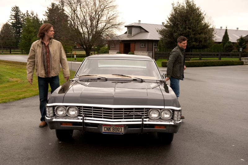 Illustration for article titled Supernatural Episode 8.14 Promo Photos