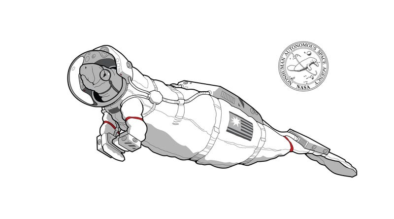Illustration for article titled This Is Why Manatees Need Space Suits