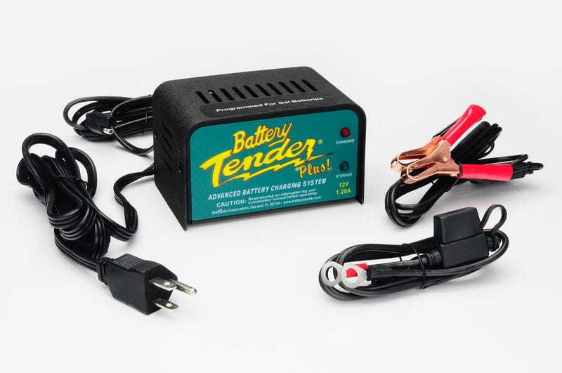 Illustration for article titled Just ordered my Battery Tender